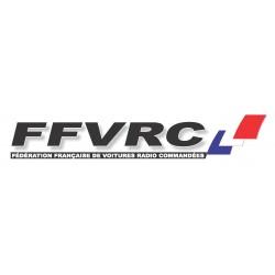 Licence FFVRC